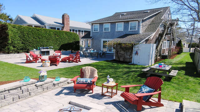 Welcome to the Priscilla House! 388 Main St-Chatham Cape Cod New England Vacation Rentals