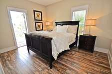 Queen Bedroom with Adjoining Bath