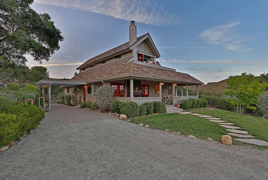 Welcome to Ballard Canyon Ranch