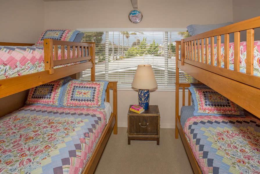 Bedroom #4 sleeps 4-5