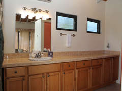 Vanity in en suite Master Bath