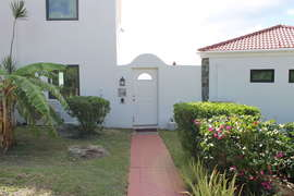 Private Courtyard Entrance