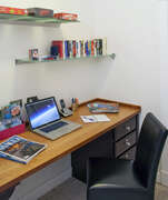 Office space available for guests
