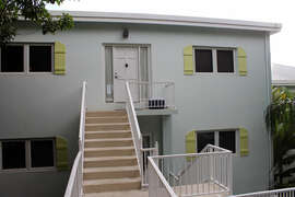 Blue Coral Condo located on the second level with parking for your rental