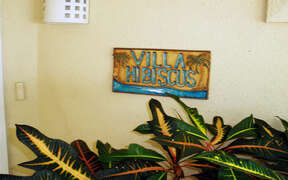 Welcome to Villa Hibiscus