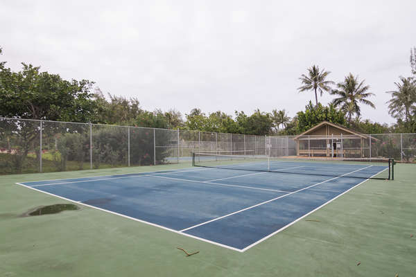 Kuilima Estates East Tennis Courts