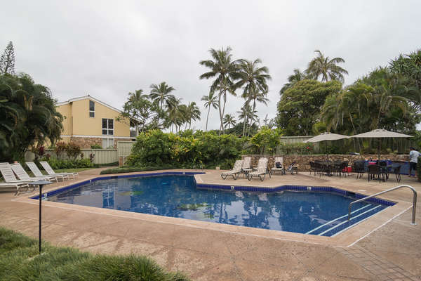Kuilima Estates East Pool 2