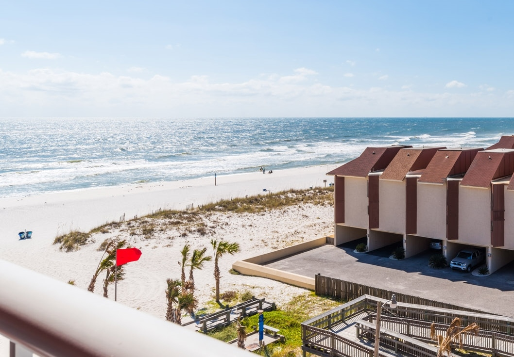 Deja View Gulf Ss Alabama Vacation Condo Harris Properties