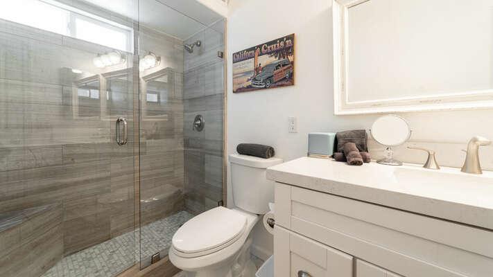 Master Bedroom En-suite Ground Floor