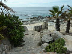 Short Walkway to Beach