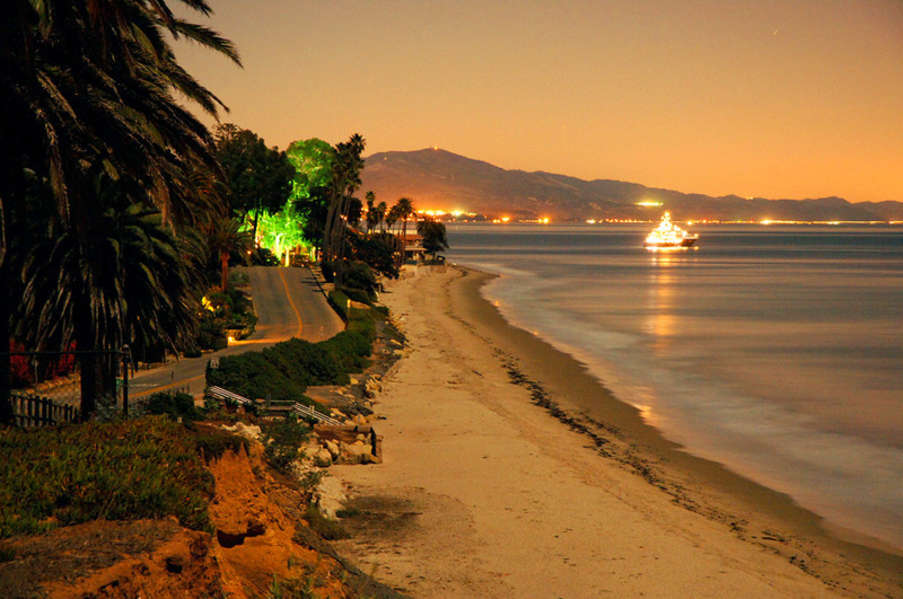 Take a walk on Butterfly Beach, just minutes away
