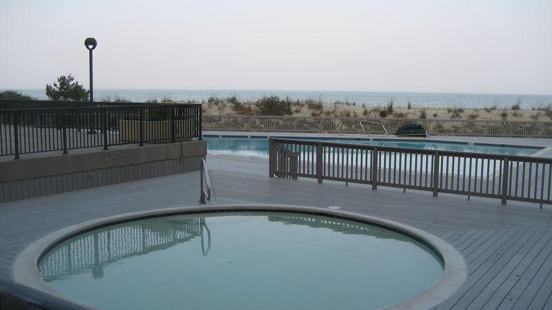 Oceanside pools