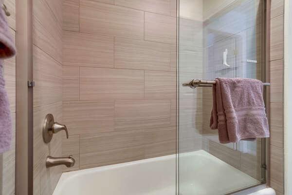 Guest Bathroom - 2nd Floor