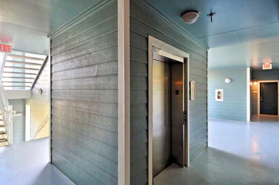 Amenity - Pointe West Condos Elevator