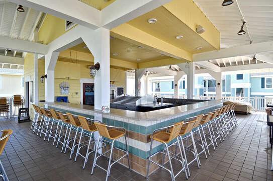 Amenity - Pointe West Condos Bar