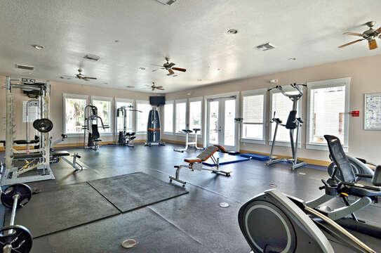 Amenity - Pointe West Condos Gym