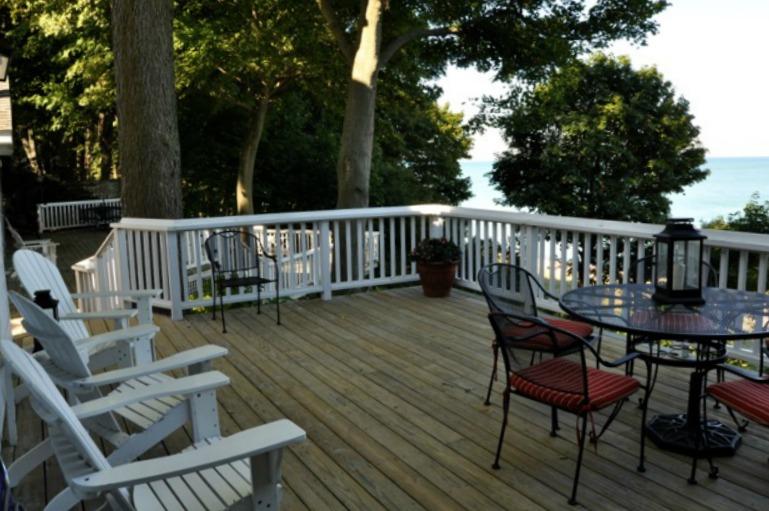 Union Pier-Brandon Lake House