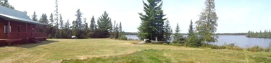 Marten Lake Cabin
