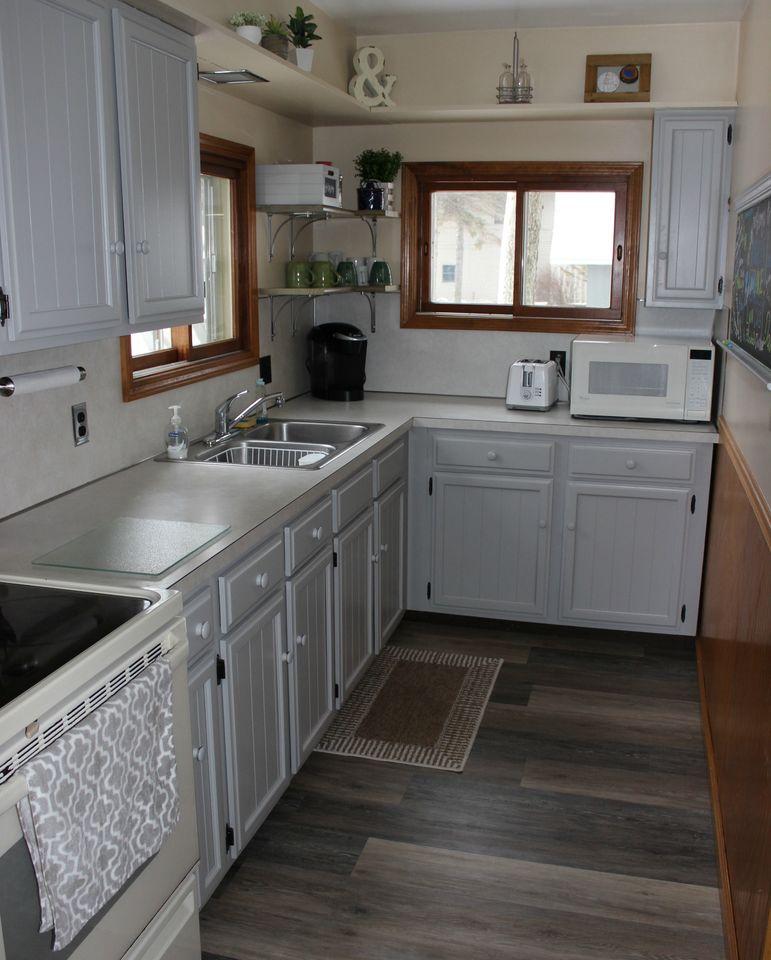 Remodeled kitchen-2018!