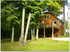 EAST LAKE COTTAGE : 45 miles from Tahquamenon Falls! Sleeps 5, Pets welcome!