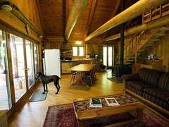 Tioga Falls Cabin