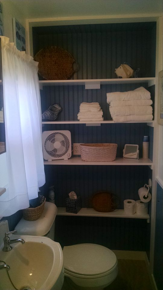 Linens and bedding provided with laundry facilities on the property