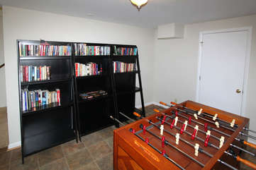 Lower Level - Game Area