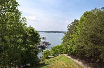 Path to the Lake