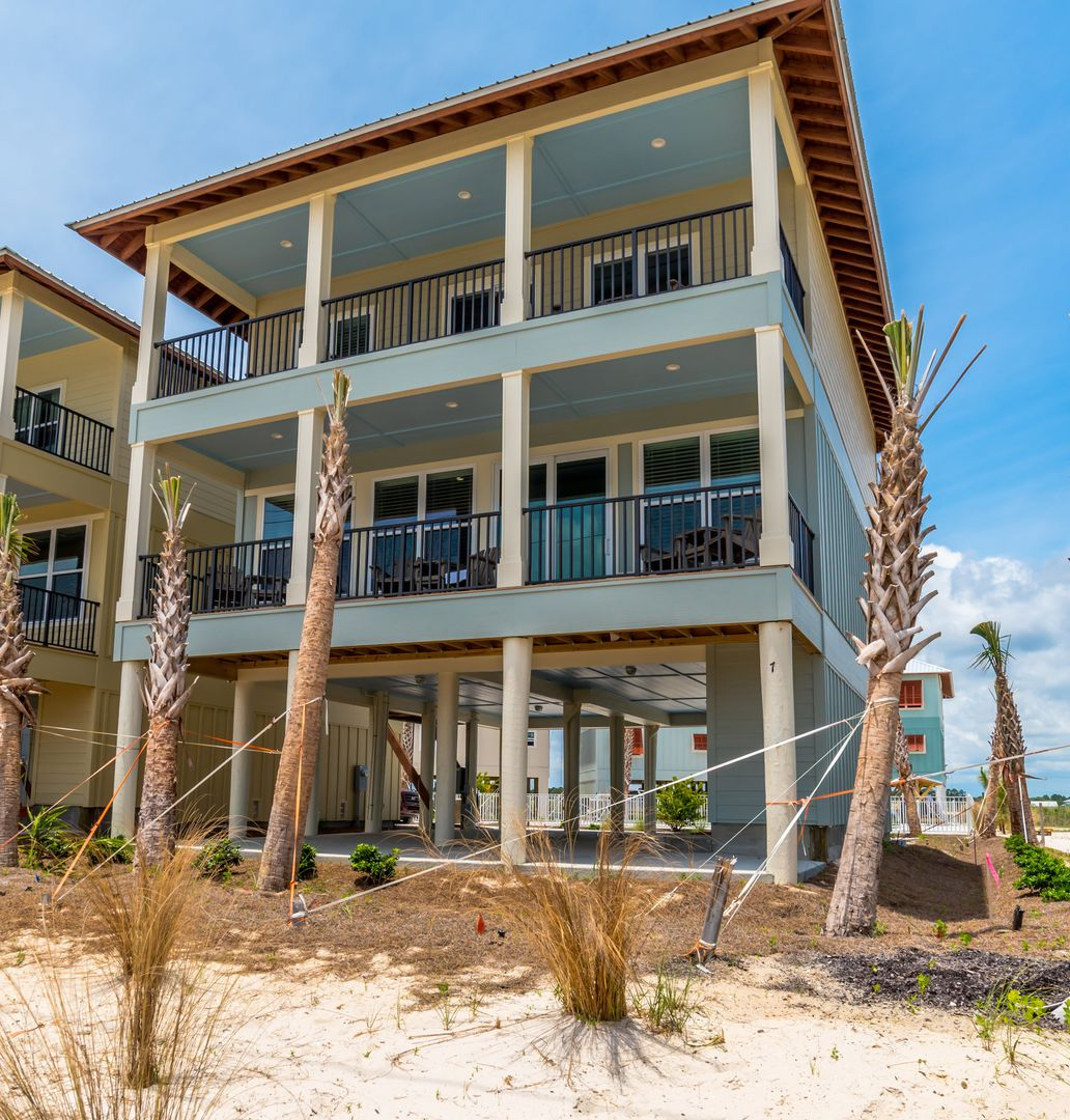 Gulf Shores Beach House Rentals With Pool: Vacation Home In Gulf Shores Alabama