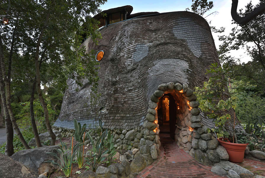The Whale House, there is no denying its unique personality