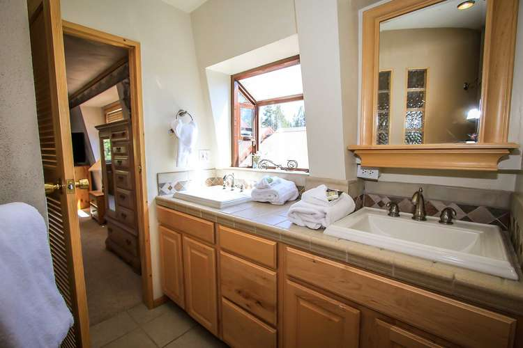 Master Bathroom on the Third Level