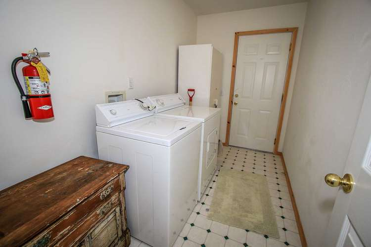 Laundry Facilities Available
