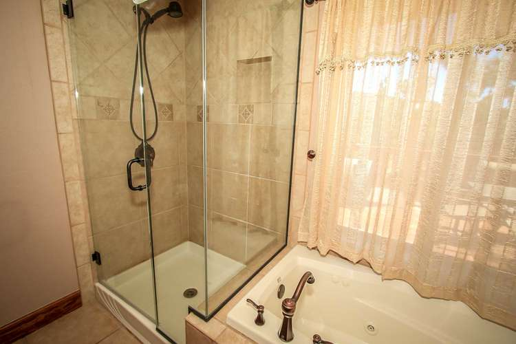 Private Bath With Jetted Tub- Bedroom 1
