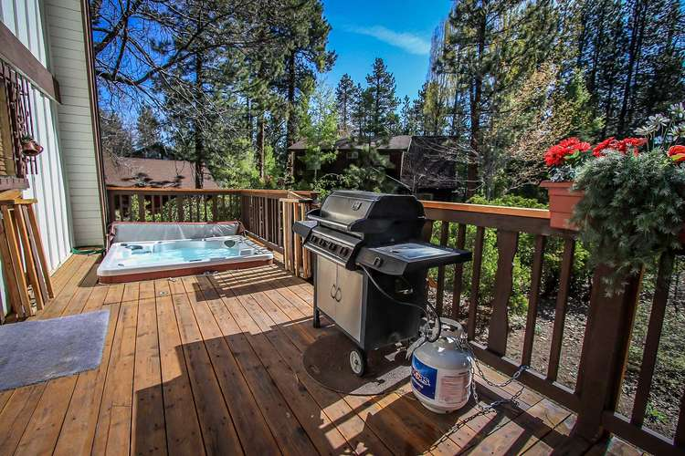 Propane BBQ Available