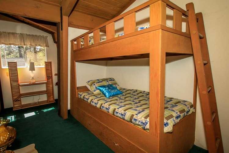 Bedroom 3- Twin Bunk Beds- Upstairs