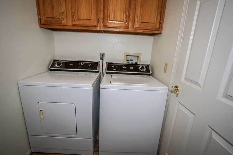 Laundry Available on First Floor Entry Level