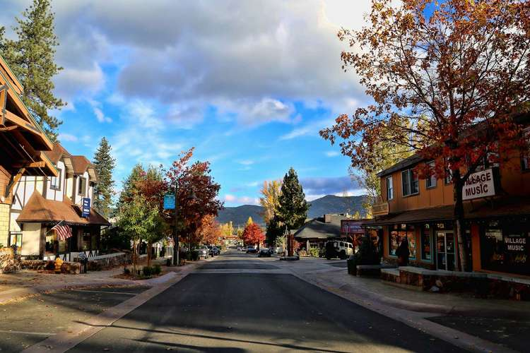 Picture of the Big Bear Village