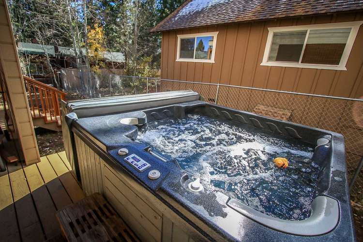Private Outdoor Spa