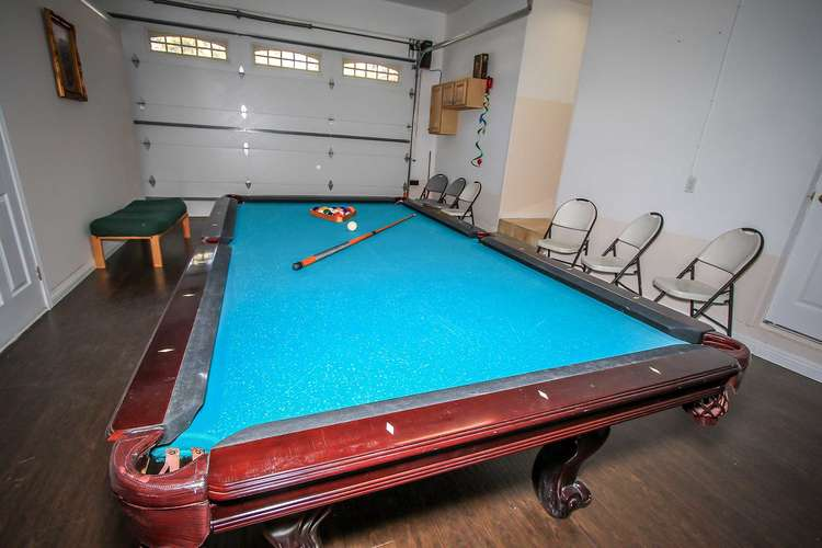 Pool Table & Foosball
