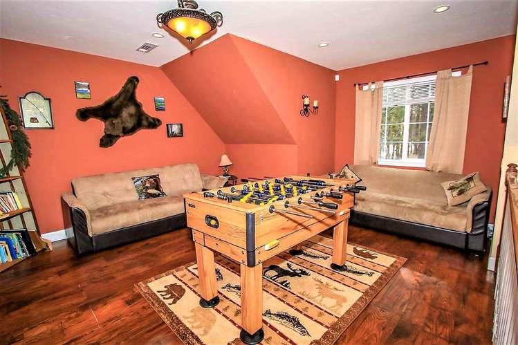 Game Room Foosball- 2nd Level