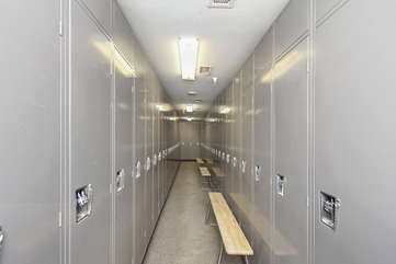 Ski Lockers can be found on the first floor, and are complimentary per each reservation
