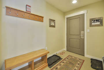 Main Entry and Mud Room