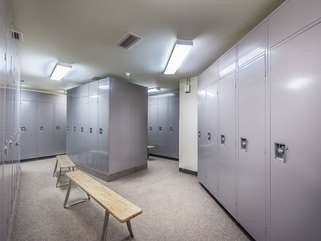 Ski Lockers can be found on the first floor, and are complimentary per each reservation.