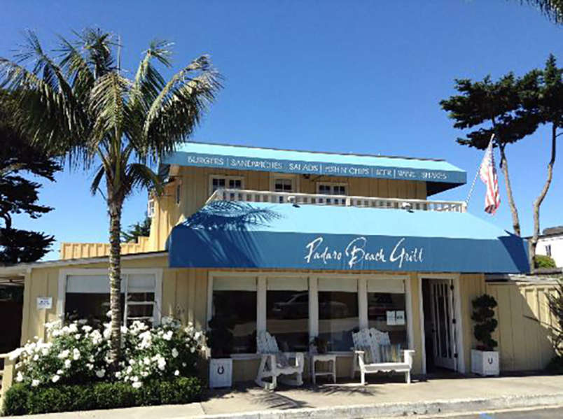 Padaro Grill, a great spot within walking distance