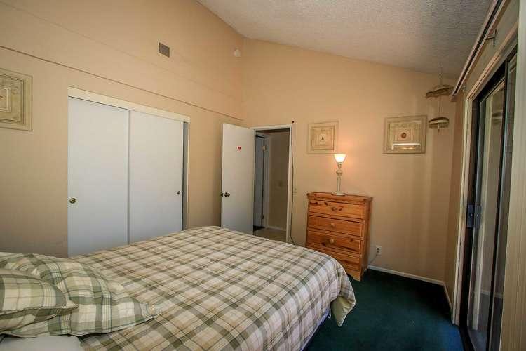 Master Bedroom, Private Balcony