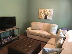 Loft with Sofa Sleeper, TV, Games