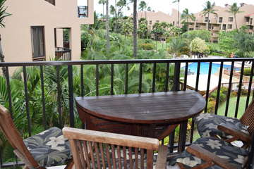 View from your private lanai