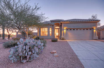 Welcome to lovely home in quiet and gated NE Mesa neighborhood