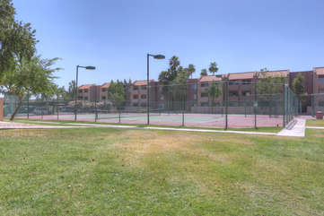 Bring your rackets for some tennis fun!