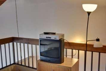 TV in loft
